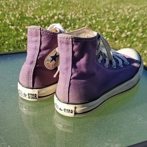 Converse Shoes - Purple Chuck Taylor All Star Converse size 6
